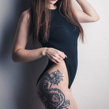 tattoo-dragon-woman